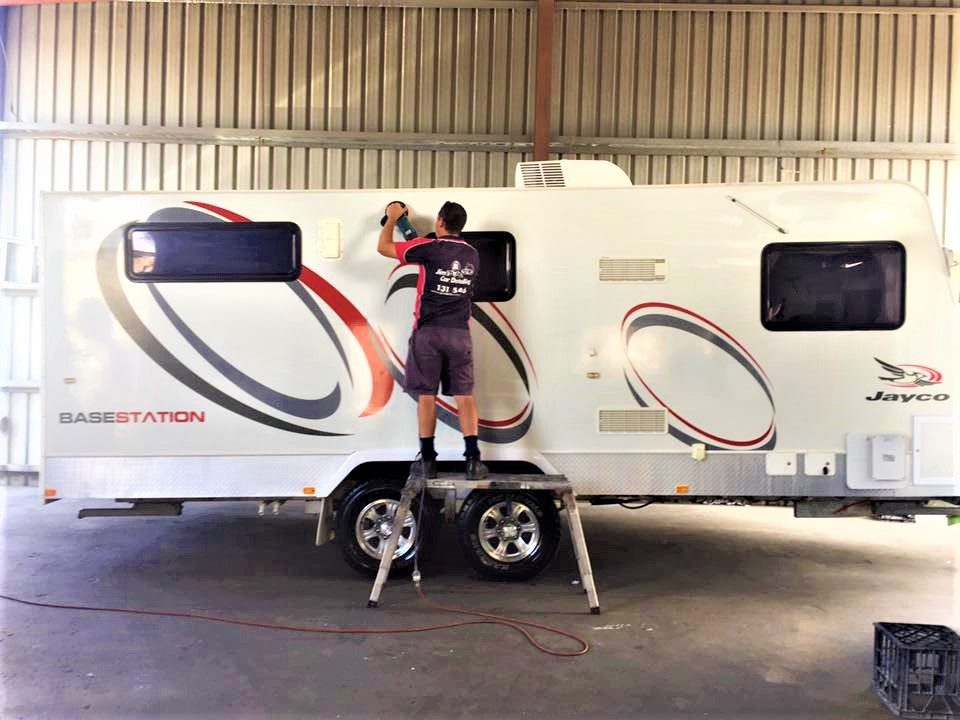 Caravan Cut and Polishing Melbourne