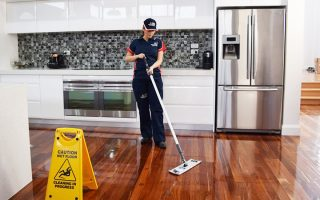 Exit Cleaning Services