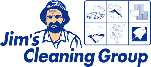 jims cleaning group company logo