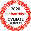 Top Franchise 2020 Overall Ranked #1