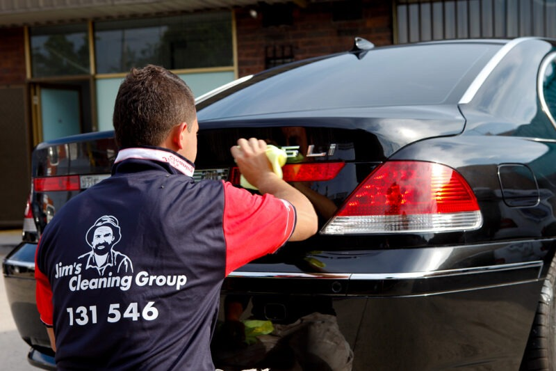 Are you protecting your car's paintwork?